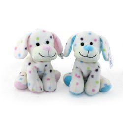 Baby Hug - Plüss kutya - rózsaszín - 27 cm