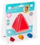 BamBam érzékfejlesztő tüskés háromszög
