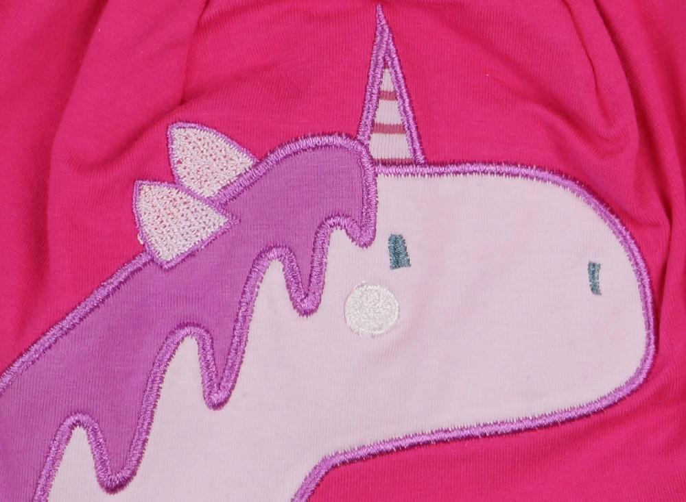 Sterntaler kislány Unikornis UV szűrős sapka pink - Pindurka ... aa5b068af0