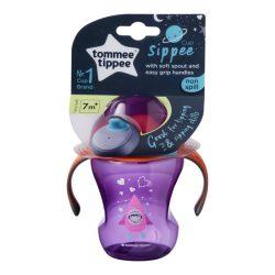 Tommee Tippee Ecomm Sippee Cup csőrös itatópohár lány 230ml