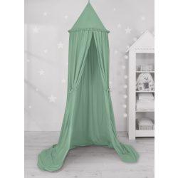 BabyLion Prémium Royal baldachin - Pasztell zöld