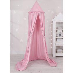BabyLion Prémium Royal baldachin - Rózsaszín
