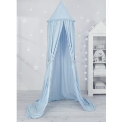 BabyLion Prémium Royal baldachin - Kék