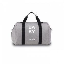 Lionelo Ida pelenkázó táska - Grey Concrete