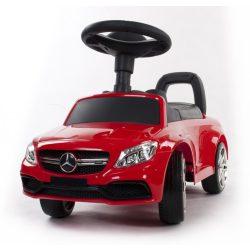 Sun Baby bébitaxi - Mercedes AMG C63 Coupe - piros