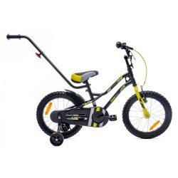 "Sun Baby Tiger bicikli 16"" - Fekete-Sárga"