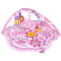 Sun Baby játszószőnyeg - rózsaszín !! KIFUTÓ !!