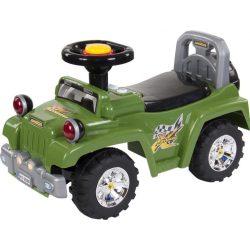 Sun Baby Ride on bébitaxi - Jeep - Zöld