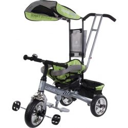 Sun Baby Luxus Trike tricikli - zöld - !! KIFUTÓ !!