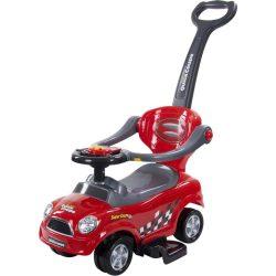 Sun Baby Coupe Ride on tolókaros bébitaxi -  piros
