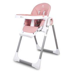 Sun Baby Fidi 3az1-ben etetőszék - Rózsaszín !! KIFUTÓ !!