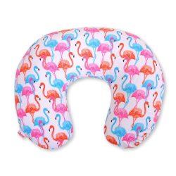 BabyLion Prémium Etető párna - Flamingók