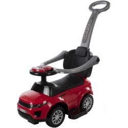 Sun Baby Ride on sport bébitaxi - piros