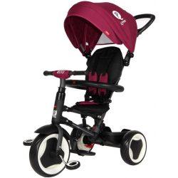 Sun Baby Qplay Rito tricikli - EVA kerekekkel - bordó
