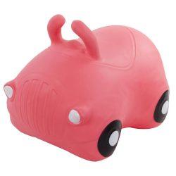 Sun Baby Gumi ugráló - Autó - Rózsaszín - !! KIFUTÓ !!