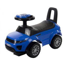 Sun Baby Land Rover bébitaxi - kék