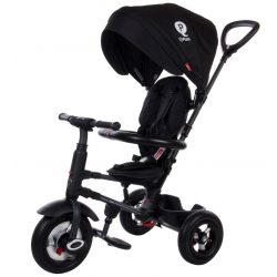 Sun Baby Qplay Rito lapra csukható tricikli - fekete