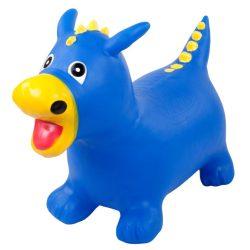 Sun Baby Gumi ugráló - Sárkány - Kék