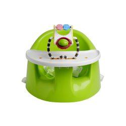 Prince Lionheart bébéPOD® Flex Plus kicsúszásgátlós puha székmagasító - Kiwi Green
