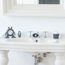 Prince Lionheart Eyefamily fürdőszobaszett - szürke