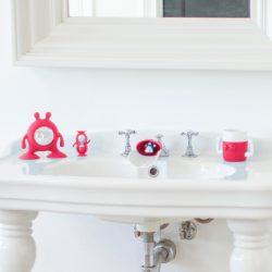 Prince Lionheart Eyefamily fürdőszobaszett - fuxia