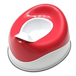 Prince Lionheart pottyPOD Basix hordozható bili - Flashbulb Fuchsia