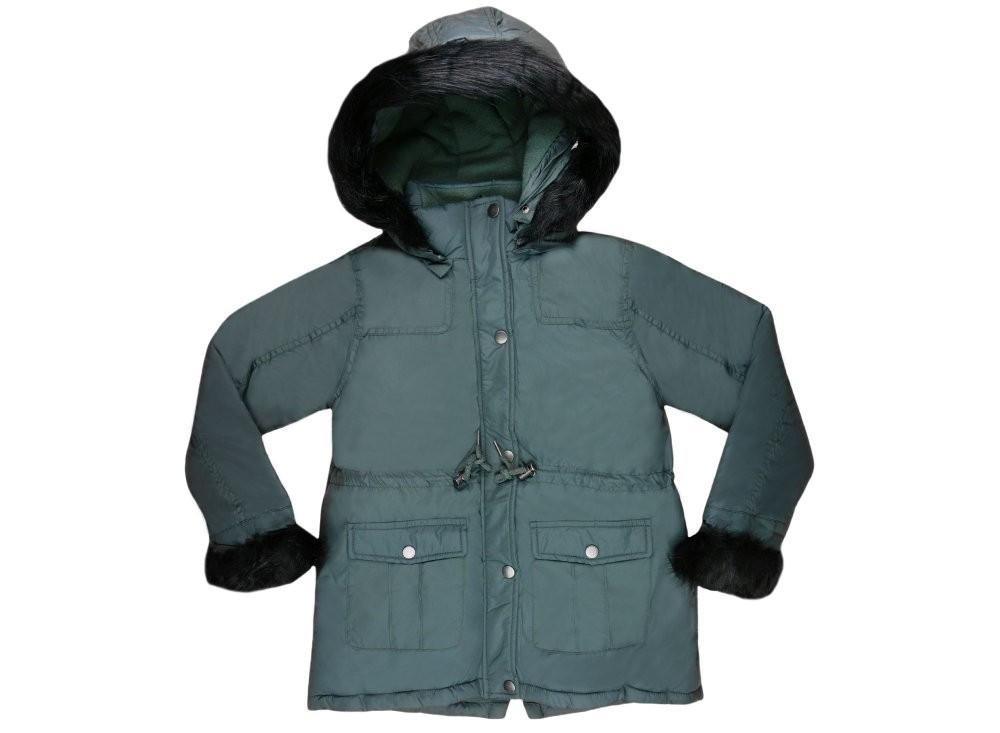 ff1a72f320 Losan lányka kapucnis kabát szőrmével - Pindurka Bababolt! - A ...