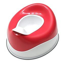 Prince Lionheart pottyPOD SQUISH hordozható puha ülőkés bili - Flashbulb Fuchsia