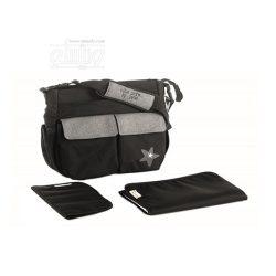 Jané Pelenkázó táska kiegészítőkkel - S45 Soil
