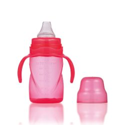 Mamajoo BPA mentes Itatópohár 270 ml - Piros