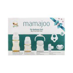 Mamajoo BPA mentes - Első ajándék szettem - Fehér