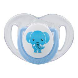 Mamajoo Ortodontikus cumi tárolódobozzal  12h+  - Kék elefánt