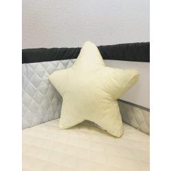 BabyLion Csillag alakú párna - Krém