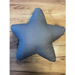 BabyLion Csillag alakú párna - Szürke