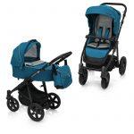 Baby Design Lupo Comfort multifunkciós babakocsi - 05 Turquoise 2018 !! kifutó !!