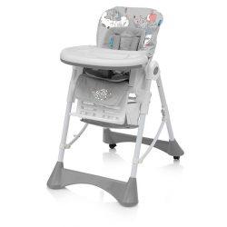 Baby Design Pepe multifunkciós etetőszék - 07 Gray 2018