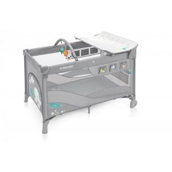 Baby Design Dream multifunkciós utazóágy - 07 Light Grey 2019