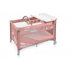 Baby Design Dream multifunkciós utazóágy - 08 Pink 2019