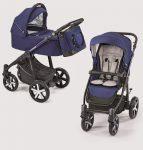 Baby Design Lupo Comfort Limited multifunkciós babakocsi - 13 Navy Blue 2019