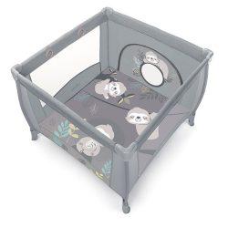 Baby Design Play UP utazó járóka - 07 Light Gray 2020