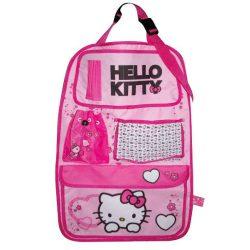Zsebes tároló autóba Hello Kitty