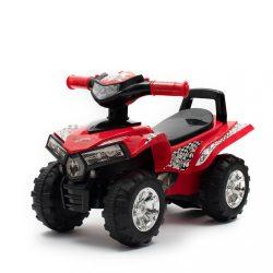 Gyerek négykerekű jármű Baby Mix piros