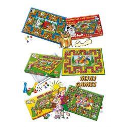 Mini Games asztali játék Piros és a farkas
