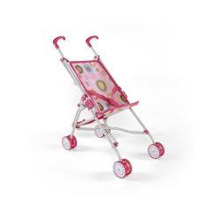 Játék golf babakocsi babáknak Milly Mally Julie  rózsaszín-barna