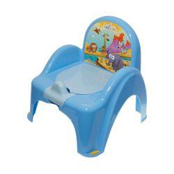 Gyerek bili lezárható tetővel kék szafari