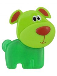 Hűsítő rágóka Baby Mix kutyus zöld
