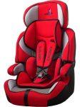 Autós gyerekülés CARETERO Falcon New red 2016