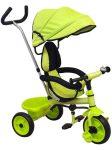 Háromkerekű járgány Baby Mix Ecotrike zöld