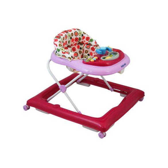 Gyerek járóka Baby Mix pink
