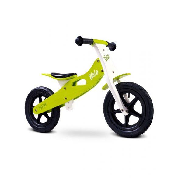 Gyermek lábbal hajtós bicikli Toyz Velo green
